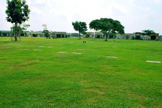 ever memorial garden